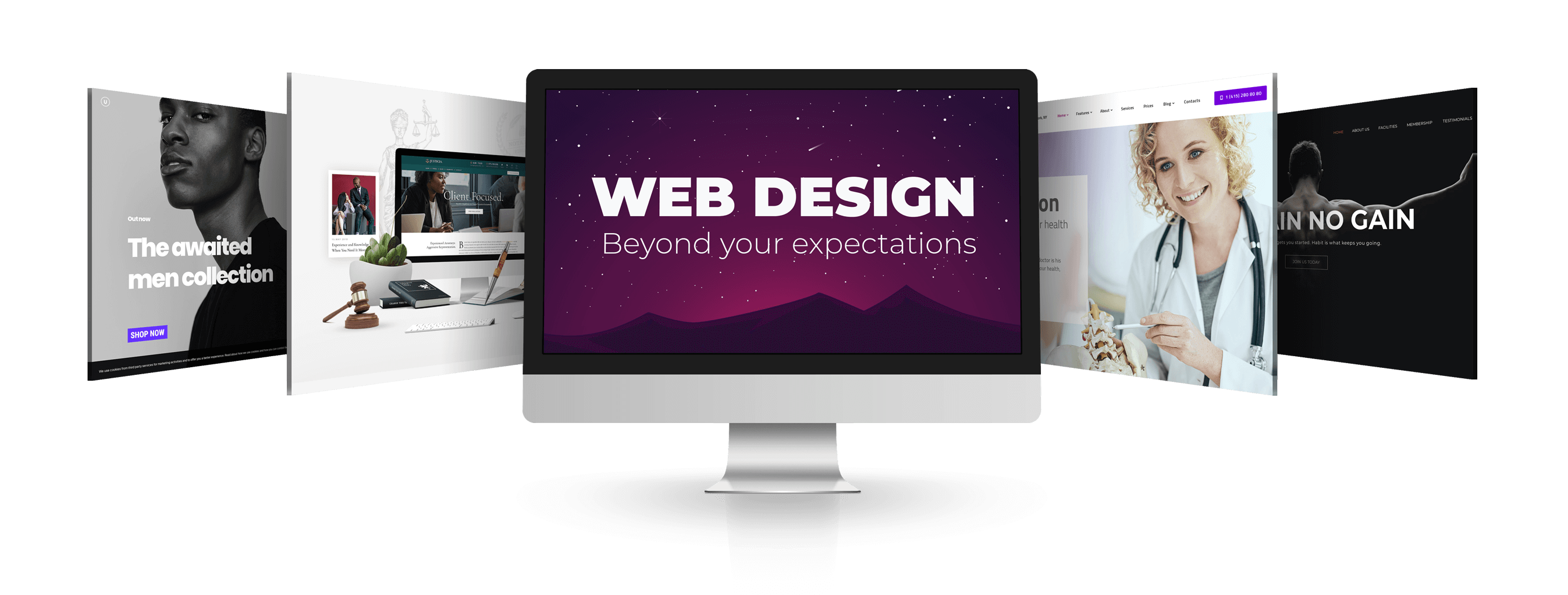 webdesign & web development