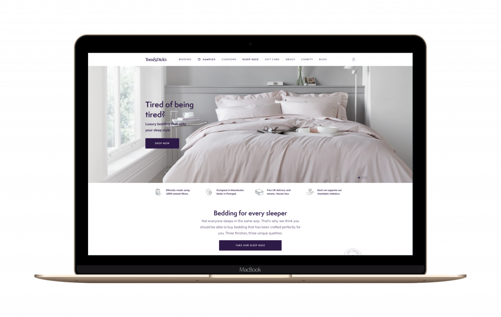 website design & development Canada
