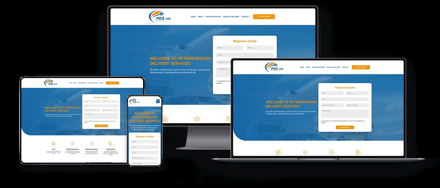 Responsive Webdesign Toronto