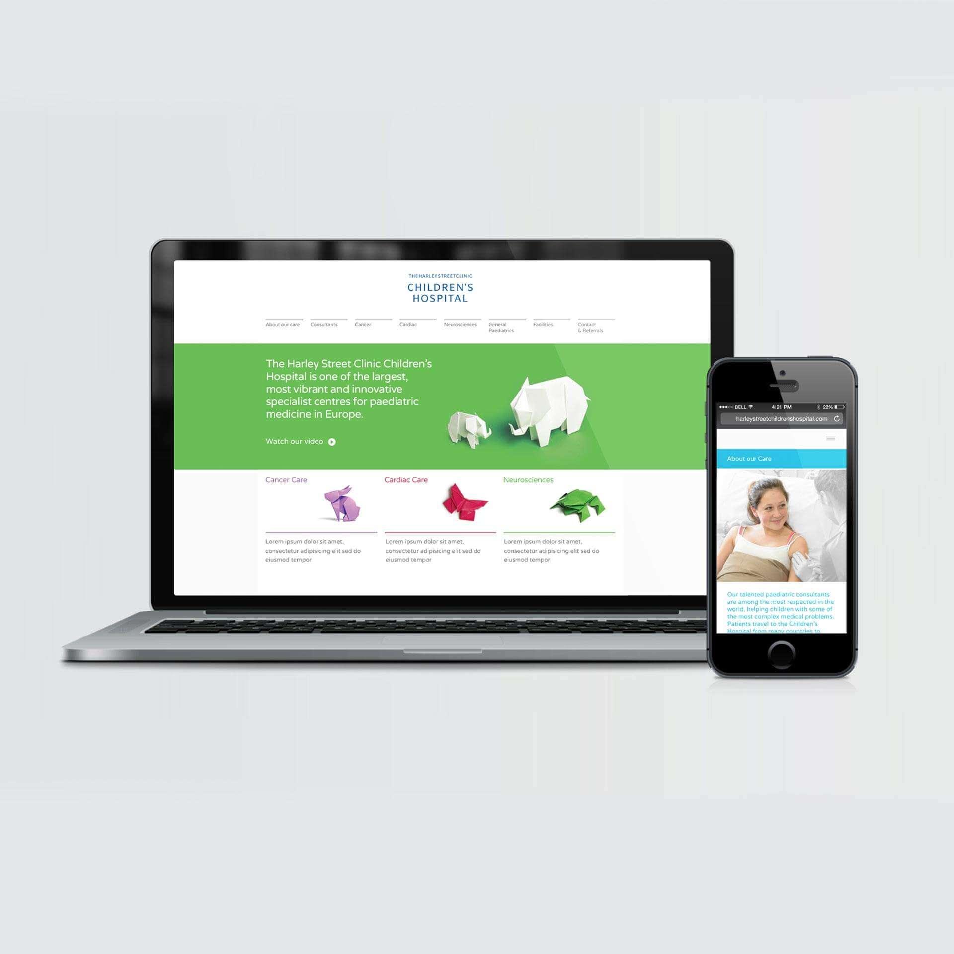 website design & development Toronto